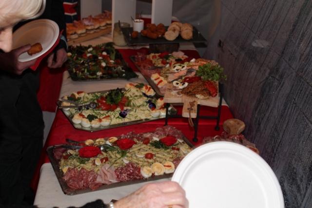 En Een Prachtig Buffet
