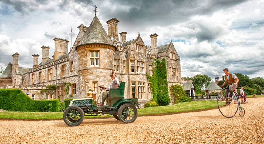 Beaulieu Historic