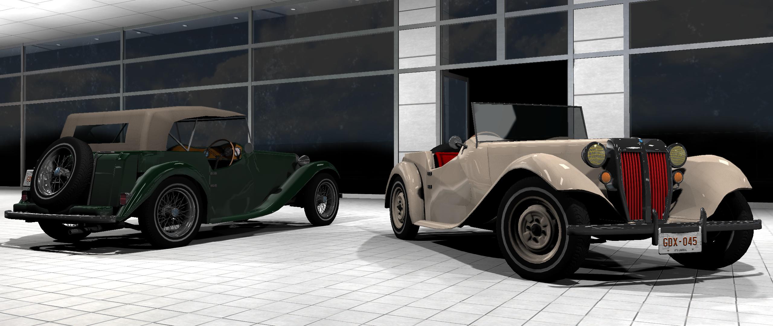 Fintray Roadster