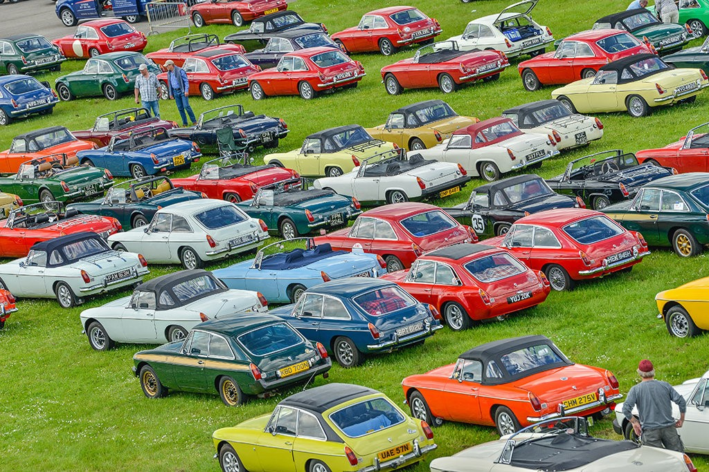 MG Live Silverstone