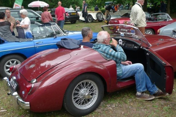 2017 British Autojumble