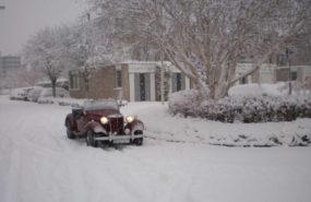 Nog Even Sneeuw