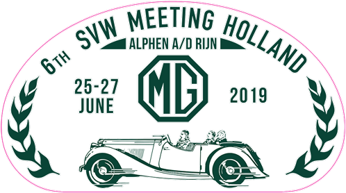 SVW Meeting 2019
