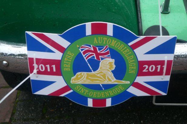 2011 Britse Automobiel Dagen